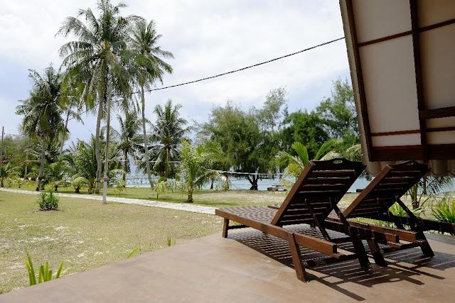 Bayu Lestari Island Resort, Pulau Besar, Johor