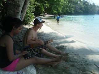 Isla Blanca Panama