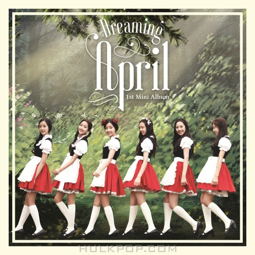 APRIL – Dreaming – EP (ITUNES PLUS AAC M4A)