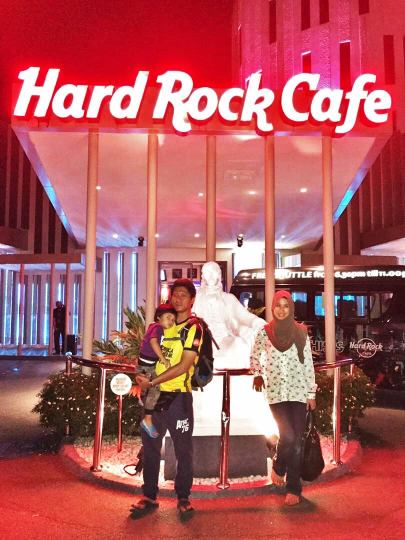 Short Vacay In Penang│ Hard Rock Penang