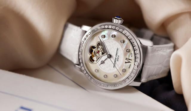đồng hồ nữ dây da mặt tròn