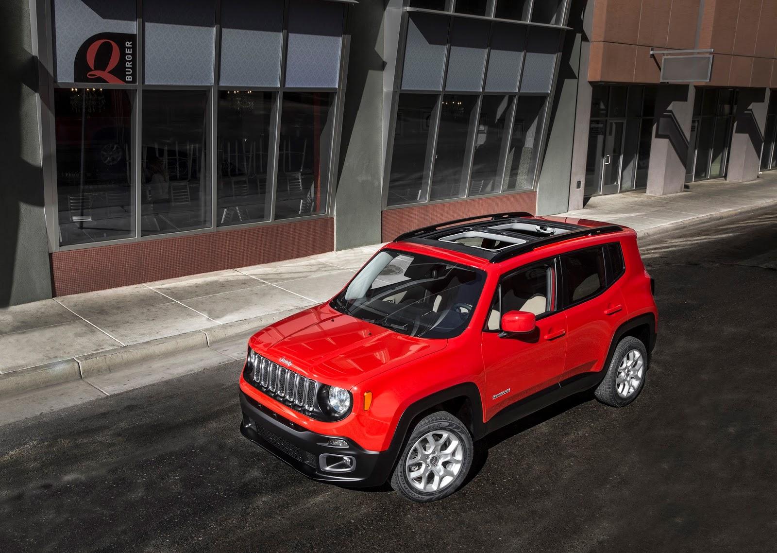 Jeep Renegade E O Melhor Suv Compacto Segundo Revista Britanica Motor Vicio