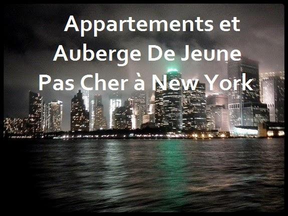 Appartements et Auberge De Jeune Pas Cher  New York  Bons Plans Voyage Yalata