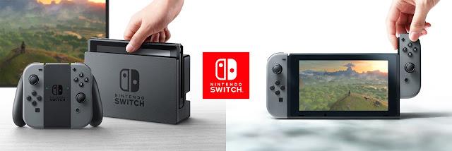 A nova plataforma da Nintendo, conhecida previamente como Nintendo NX, foi apresentado ontem com grande êxito.