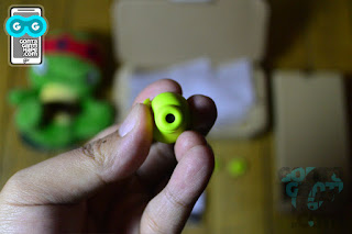 review qcy q-26 wireless bluetooth earphone headset indonesia