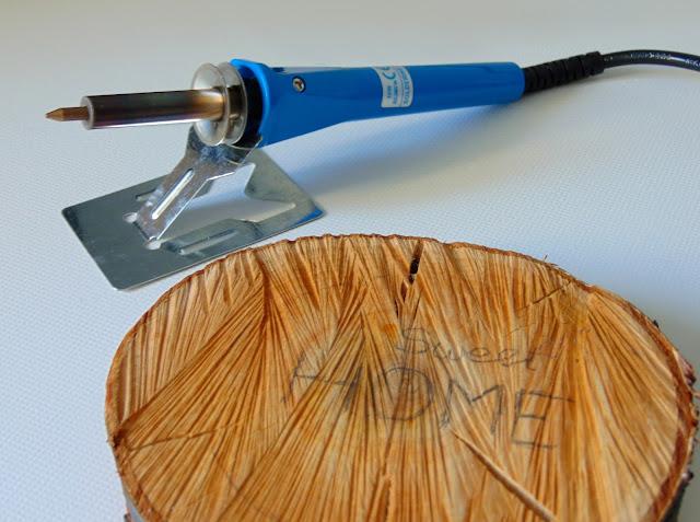 jak wypalać grafikę w drewnie
