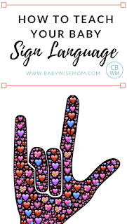 How to Teach Your Baby Sign Language