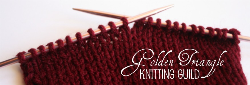 Golden Triangle Knitting Guild