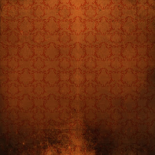 digital halloween damask grunge background scrapbook page