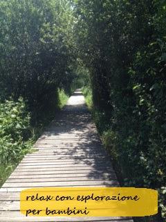 passeggiata al biotopo lago di Caldaro