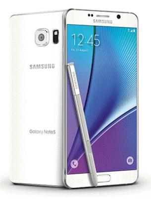 smartphone kamera terbaik Samsung Galaxy Note 5