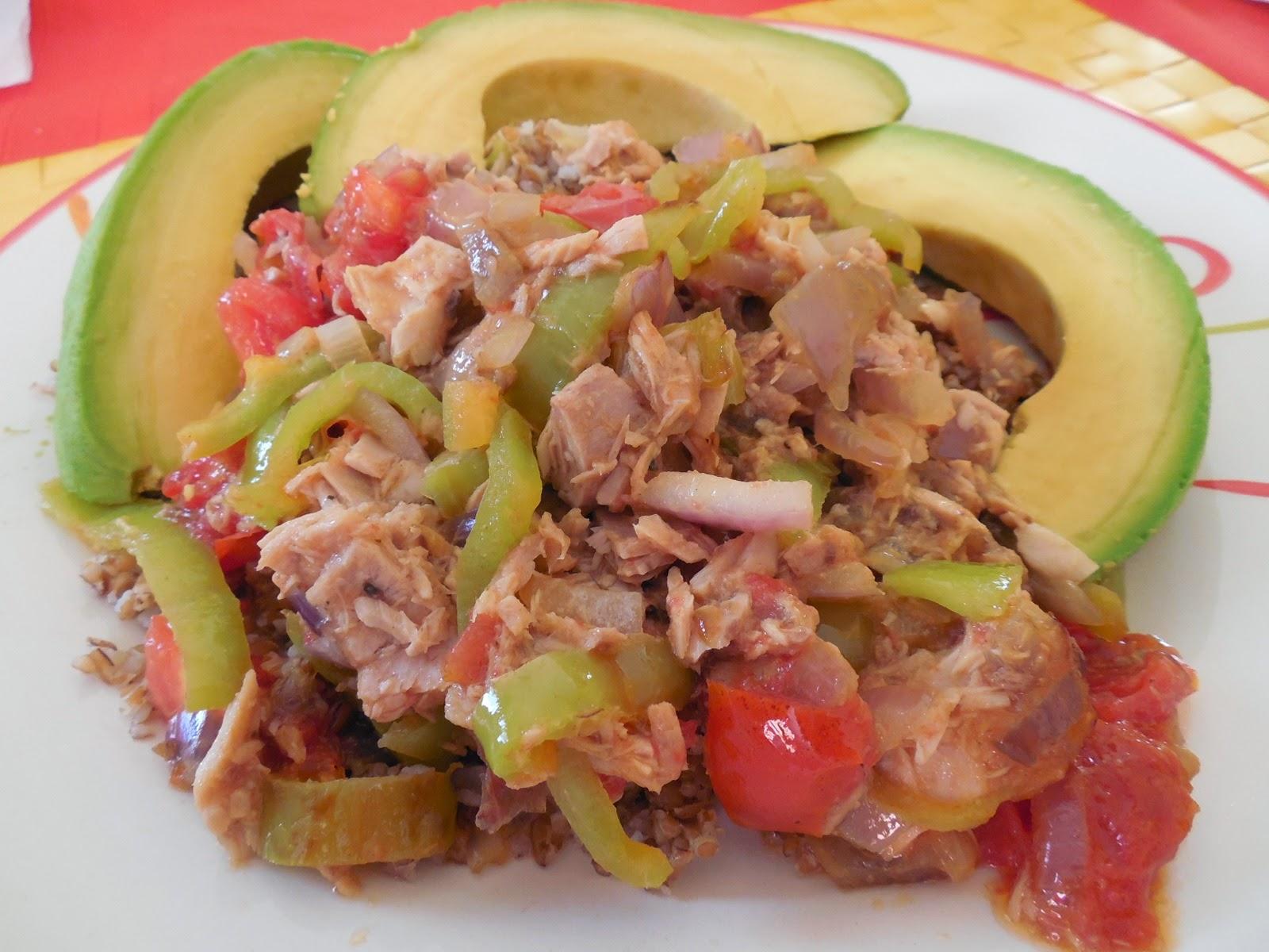 Cocina casera rep blica dominicana trigo y tuna for Cocinar trigo