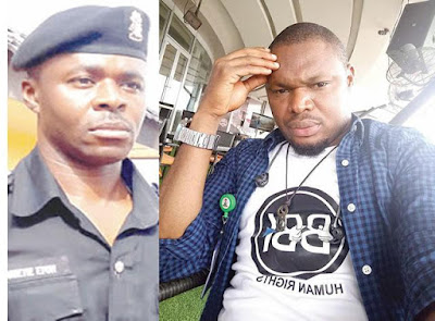 Angry DPO Brutalises Innocent Man For Causing His Transfer