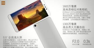 Berdasarkan banyak sekali sumber yang aku dapatkan mengenai sang penerus dari seri Note ini a Sang penerus telah tiba, Xiaomi Redmi Note 5 akan segera hadir