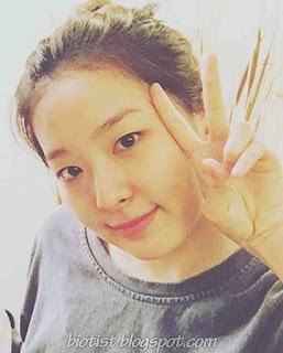Seulgi of Red Velvet Natural Photos without Make Up