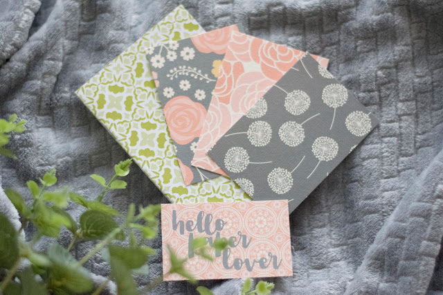 stationery, flowers, vintage, stationery subscription