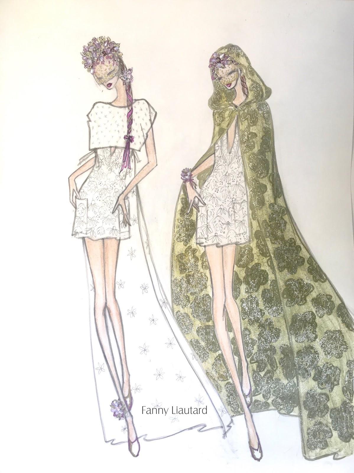 46455aa800393 Collection robes de mariée Fanny Liautard Paris