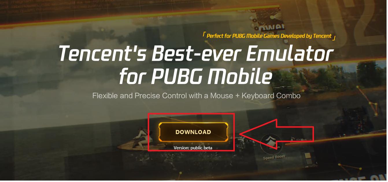 Trending Now Tencent's Official PUBG Mobile Emulator [4k