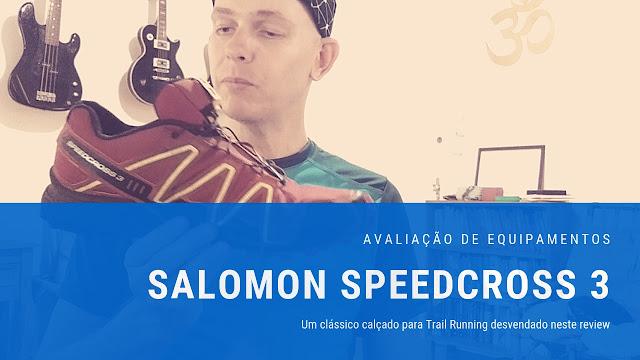 Salomon Speedcross 3 - Review
