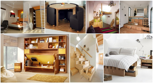 +20 Interior Designs For Small Spaces | Be Creative