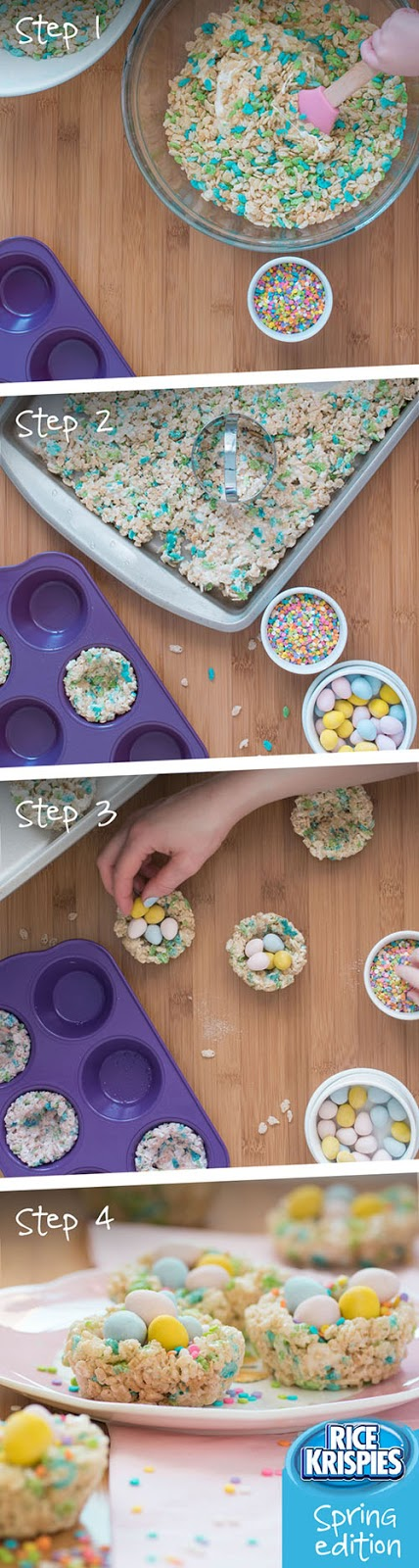 Happy Easter with #RiceKrispiesSpring ~  #Kellogger