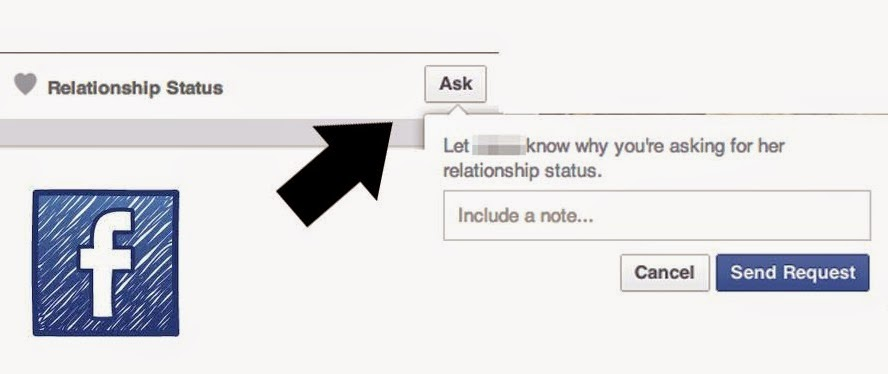 Facebook Introduces Ask Button For Dating