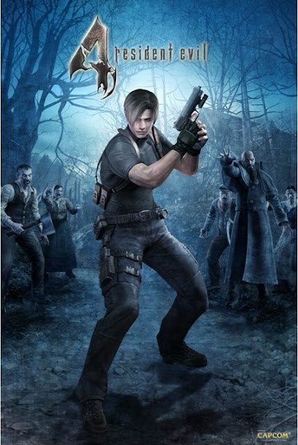 Resident Evil 4 Full PC Game Free Download