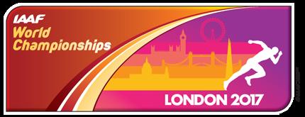ATLETISMO - Mundial masculino 2017 (Londres, Inglaterra)