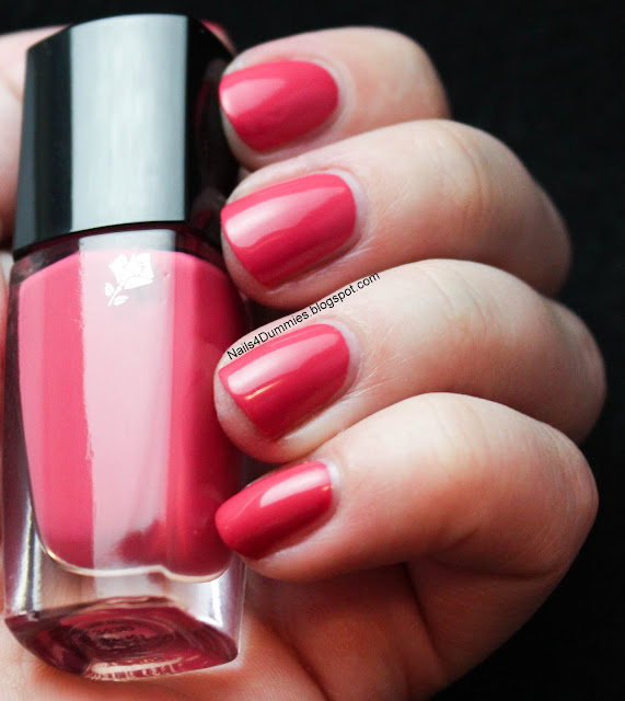 Nails4Dummies - Lancome Rose Pitmini Swatch and Review