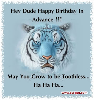 Advance Happy Birthday Images & Pictures Advance Happy