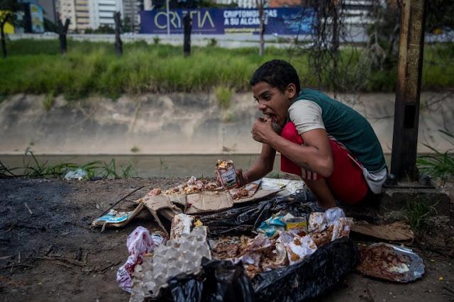 Venezuela culmina el 2018 con el peso de una crisis que se desborda