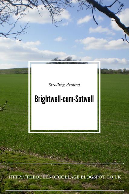Strolling Around Brightwell-cum-Sotwell