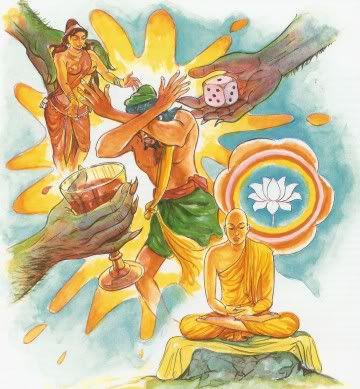 Đạo Phật Nguyên Thủy - Tìm Hiểu Kinh Phật - TRUNG BỘ KINH - Phân biệt cúng dường