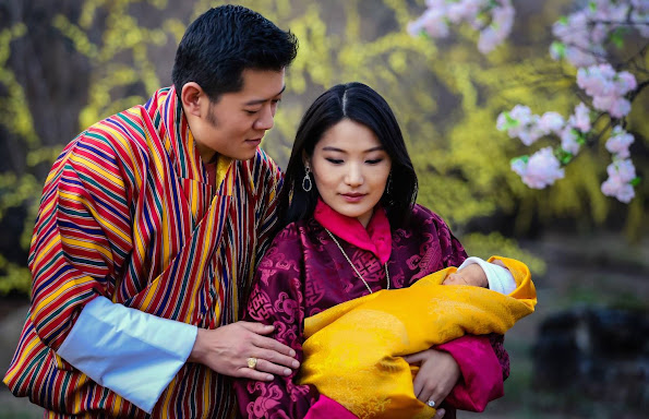 The royal wedding was Bhutan's largest media event in history. The royal wedding ceremony was held in Punakha followed by formal visits to different parts of the country.