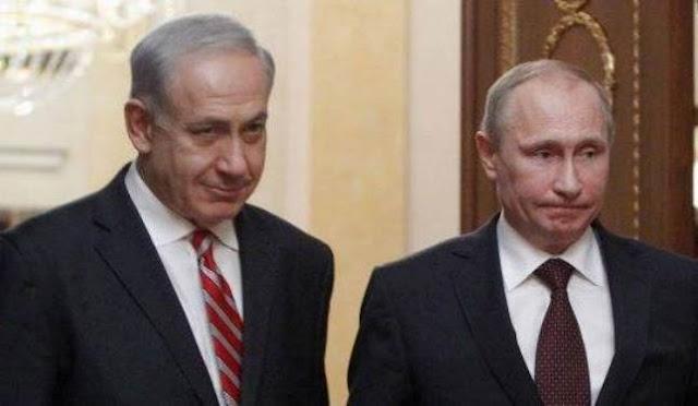 صديقنا بوتين ليس بروتوس حتما .. فهل أفلح نتنياهو في اسقاط السوخوي بصاروخ باوميل؟؟