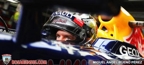 Sebastian Vettel se convierte en el tricampeón del mundo más jóven de la historia | Rosarienses, Villa del Rosario