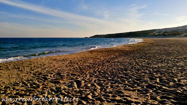 Playa de Valdevaqueros, Tarifa