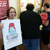 NEPA IWW Delivers A Message to Wendy's: We Want Fair Food