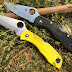 Spyderco Salt 1 vs. Delica 4 Review