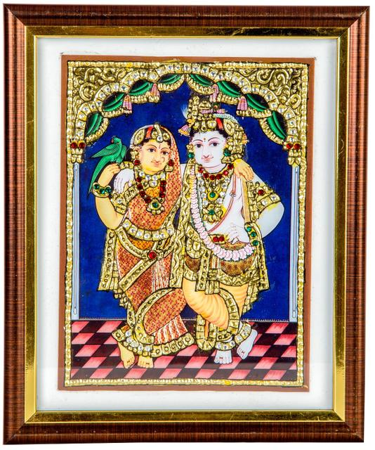 thanjavur painting designs