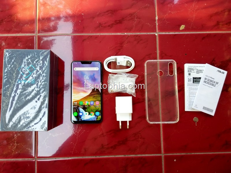 Paket Pembelian Asus Zenfone 5 ZE620KL