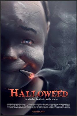 Halloweed 2016 DVD Custom NTSC Sub