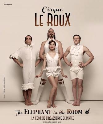 Affiche-Cirque Leroux