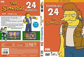 The simpsons Season 24 - Temporada 24