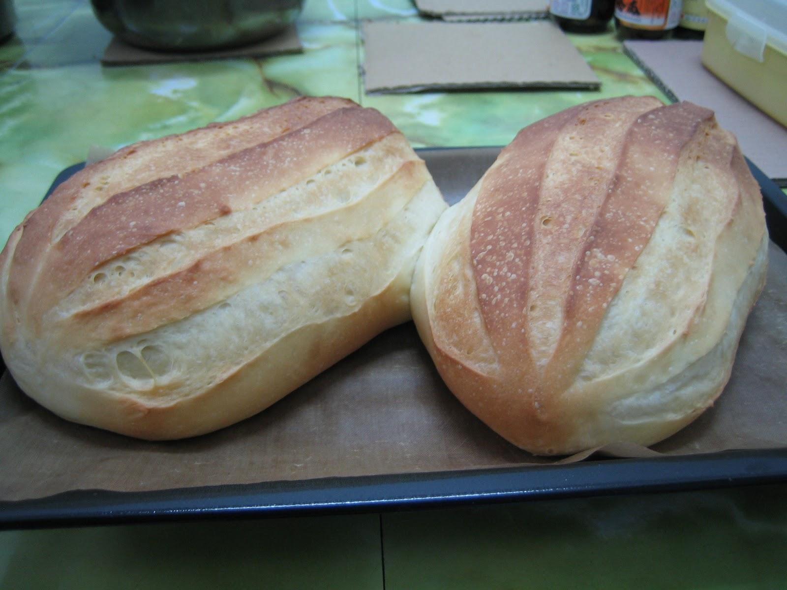 Emma's magic kitchen: 牛奶哈斯麵包(摺疊法.免甩打)