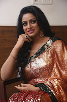 Udaya Bhanu lookssizzling in a Saree Choli at Gautam Nanda music launchi ~ Exclusive Celebrities Galleries 031.JPG