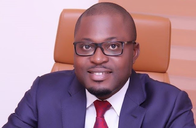 Moses Siasia, Chairman Nigerian Young Professionals Forum (NYPF)