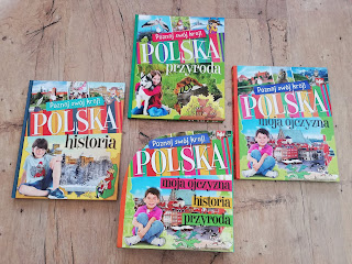 Recenzja książki poznaj swój kraj aksjomat, blog atrakcyjne wakacje z dzieckiem