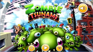 Games Zombie Apocalypse Tsunami 3D App