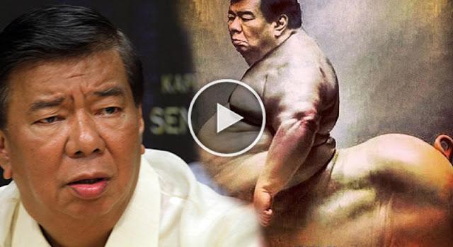 Columnist blasts Frank Drilon: 'Ang kapal ng mukha mo, Porky'P